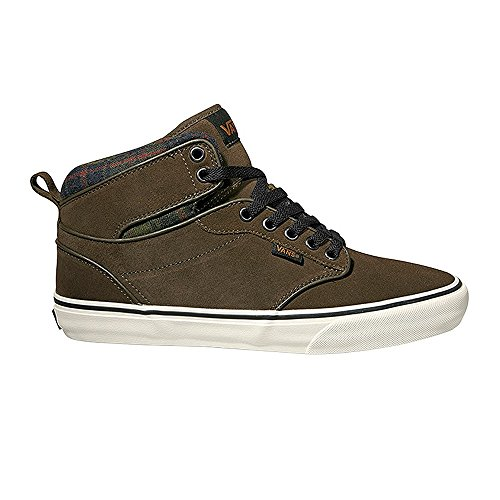 Vans Atwood Hi trainers (Flannel) Wren/Marshmallow