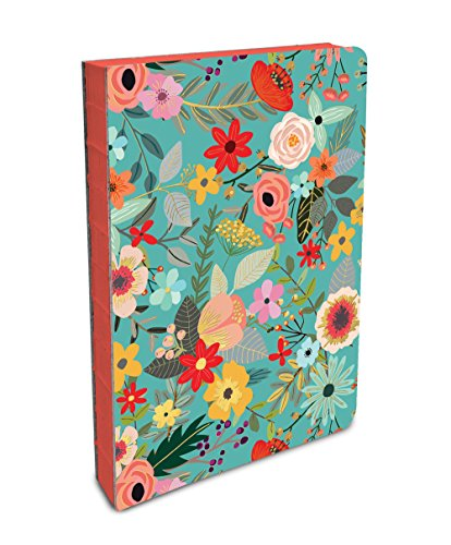 Studio Journal (Studio Oh! Hardcover Medium Coptic-Bound Journal Available in 11 Different Designs, Secret Garden)