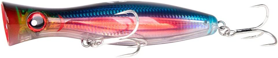 Dr.Fish Saltwater Lure GT Popper Big Game Lure Offshore Lure Fishing Plug Tuna Lure Saltwater Popper Surf Fishing Lure