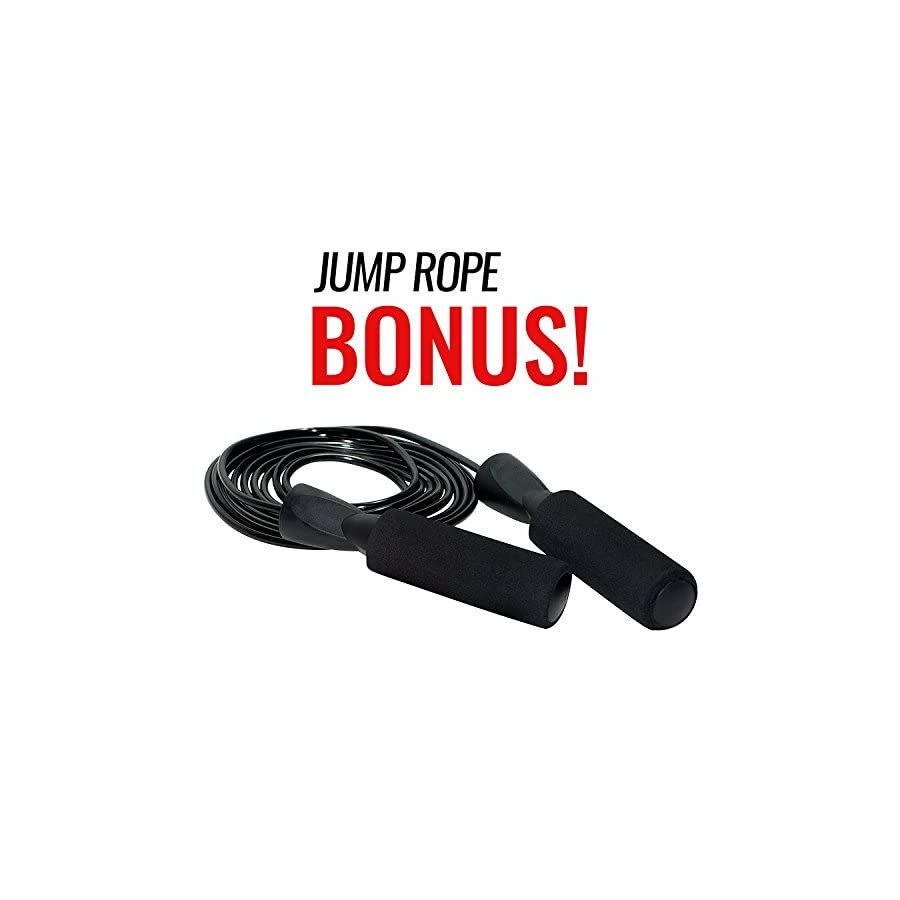 Ignite Fitness Anchor Strap Kit for Battle Rope Training, Great Addition to Crossfit Circuits, Features Commercial Grade Nylon and Ultra Heavy Duty Carabiner, Easy to Use, Extreme Durability