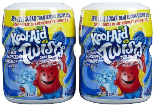(Kool-Aid Ice Blue Raspberry Lemonade Drink Mix - 20 oz - 2 pk by Kool-Aid)