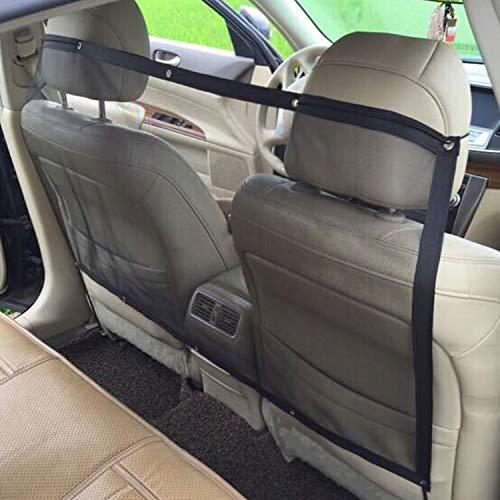 (Cookoo Nest Behogar 115 x 62cm Tough Universal Car Vehicle Backseat Dog-Dog Barrier)