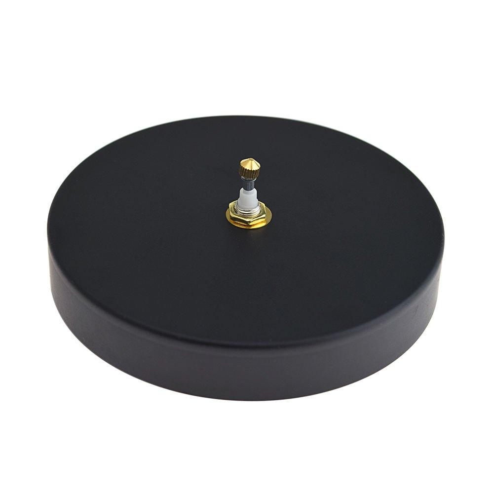 Amazon.com: Yosoo Modern DIY Large Wall Clock 3d Mirror Surface Sticker Home Decor Art Design (Black): Home & Kitchen