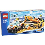 LEGO City 60012 4x4 and Diving Boat (Discontinued by manufacturer)