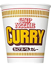 Nissin Cup Noodle Curry 87g × 20 pieces