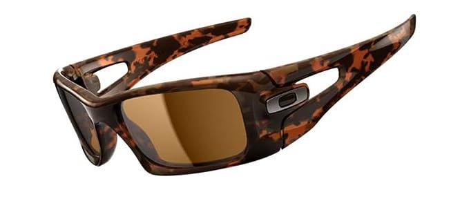 Oakley Mens Crankcase OO9165-02 Square Sunglasses,Brown Tortoise Frame/Dark  Bronze Lens