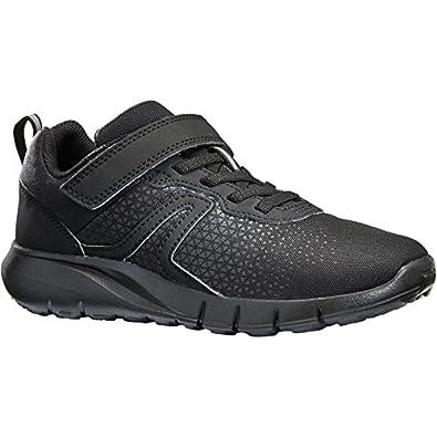 275e95695bd Newfeel Walking Shoes for Kids Soft 140 - Full Black (EU 33): Buy ...
