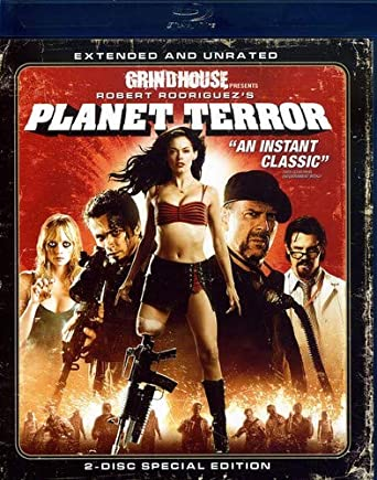 Amazon com: Planet Terror (Two-Disc Special Edition) [Blu-ray]: Rose