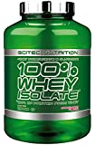 Scitec Nutrition Whey Isolate Erdbeer, 1er Pack (1 x 2000 g)