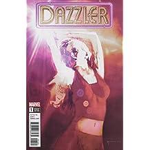 DAZZLER X SONG #1 SIENKIEWICZ VAR