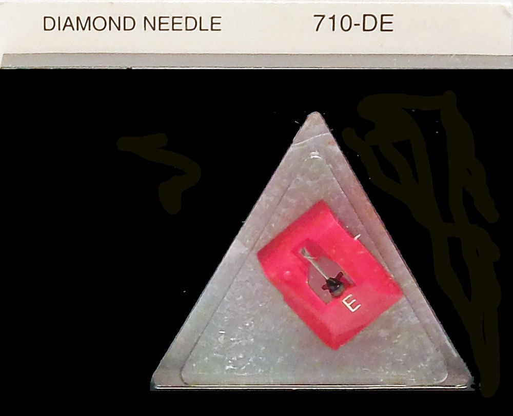 NEW ELLIPTICAL TURNTABLE NEEDLE for Audio technica ATN-95 ATN95 AT-3400 UPGRADE TacParts 4320279606