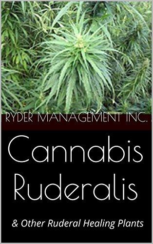 Cannabis Ruderalis: & Other Ruderal Healing Plants
