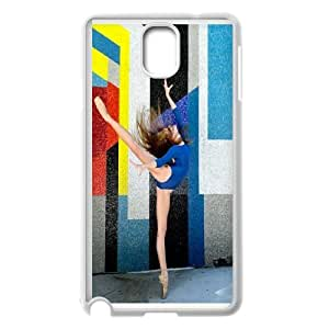Elegant Dancer Case Cover Best For Samsung Galaxy NOTE4 Case Cover FGJK-U486062