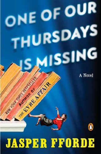 Book cover for One of Our Thursdays Is Missing