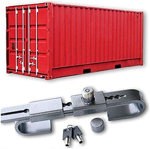 Containerschloss Aus Gehärtetem Stahl Container Schloss Seecontainer Auto