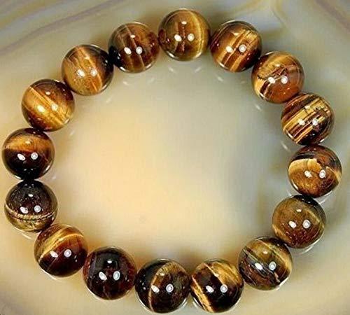 - Werrox Fashion Men Natural Stone Beaded Bracelet Lion Buddha Charm Bead Bangle Jewelry | Model BRCLT - 22254 | #37