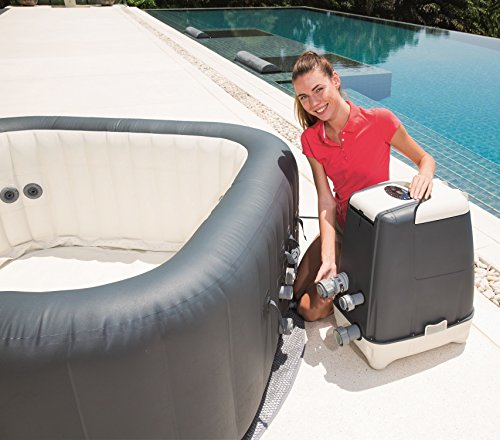 Bestway Lay-Z-Spa Hawaii HydroJet Pro Inflatable Hot Tub
