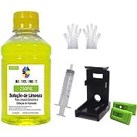 250ml Solução De Limpeza Para Cartuchos E Bulk + Snap Fill