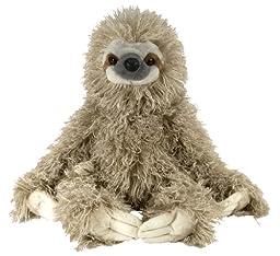 Wild Republic Cuddlekin Three Toed Sloth 12\
