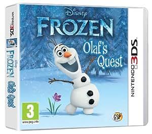 Disney Frozen: Olaf's Quest (Nintendo 3DS) [Importación Inglesa]