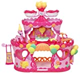 : My Little Pony Ponyville Roller Skate Party Cake with Pinkie Pie