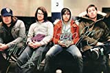 #3: Fall Out Boy band Signed Autographed 8 X 10 Reprint Photo - Mint Condition