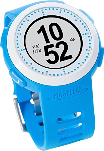 Magellan TW0201SGXNA Echo Fit Smart Sports Watch with Activity and Sleep Tracking (Blue) by Magellan