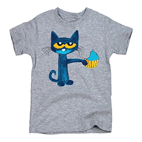 Price comparison product image Pete the Cat Messy Cupcake - TODDLER SHORT SLEEVE TEE