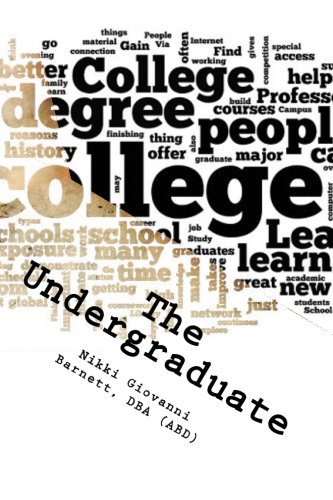 The Undergraduate: Acceptable & Unacceptable