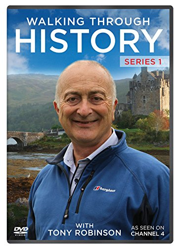 Walking Through History: Series 1 Tony Robinson Spirit Entertainment Limited Special Interest