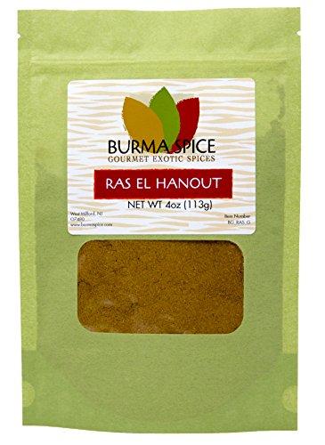 - Ras El Hanout Moroccan Spice Blend Seasoning : Salt Free (4oz.)