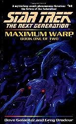 Star Trek, The Next Generation, Maximum Warp (Star Trek Next Generation (Numbered))