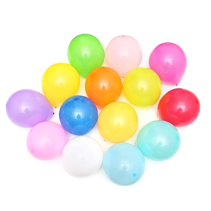 Ecloud Shop 100 colorido festival de globos de pera de ...