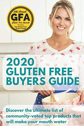 "2020 Gluten Free Buyers Guide: Stop asking ""which foods are gluten free?""  This gluten free grocery shopping guide connects you to only the best so you can be gluten free for good."