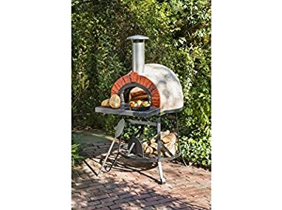Wood Fired Oven Ad65 - Red Brick