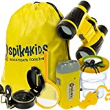 Adventure Exploration Kid Kit | Early Learning Outdoor Explorer Toys for Kids | Backpack Set:...