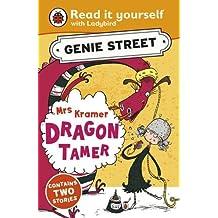 Ladybird Read It Yourself Genie Street Mrs Kramer Dragon Tamer