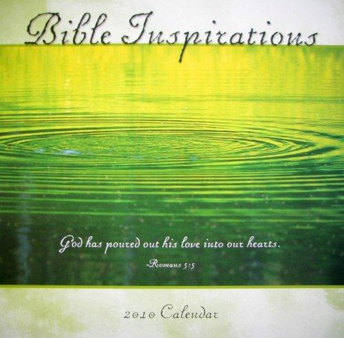 Bible Inspirations 2010 Wall Calendar ()