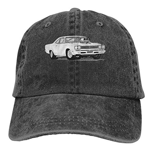 Shahuishahuiewdf Plymouth Roadrunner 1969 Drawing Unisex Personality Hat Adjustable Baseball Hat - Drink Roadrunner