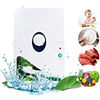 Robolife Ozone Generator Air Purifier Multifunctional Sterilizer for Vegetable Fruit White US Plug