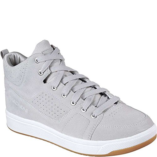 Skechers Mens Sneakers Fashion In Centro Grigio D (m) Grigio