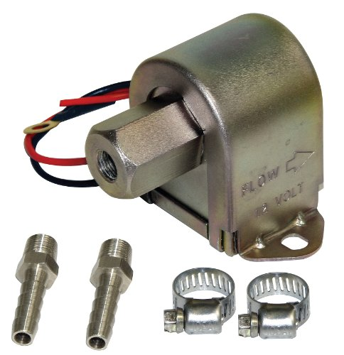 EMPI 41-2510-8 Electric Fuel Pump, Universal, 1.5-4 PSI VW Dune Buggy, Baja, Sand Rail