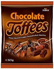 Storck Chocolate Toffees, 325 gm