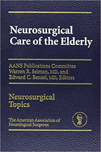 >UPD> Neurosurgical Care Of The Elderly. means Shirt Cabezal mayor RISCAPE subway Forum