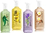Creamy Luxe Hand Soap Favorites 4 Pack Bundle (Eucalyptus Mint, Kitchen Lemon, Fresh Lavender, Warm Vanilla Sugar) 8 fl oz