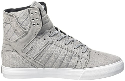Cayman Grey Shoes Skytop Mens Supra 2017 CqwHZnR