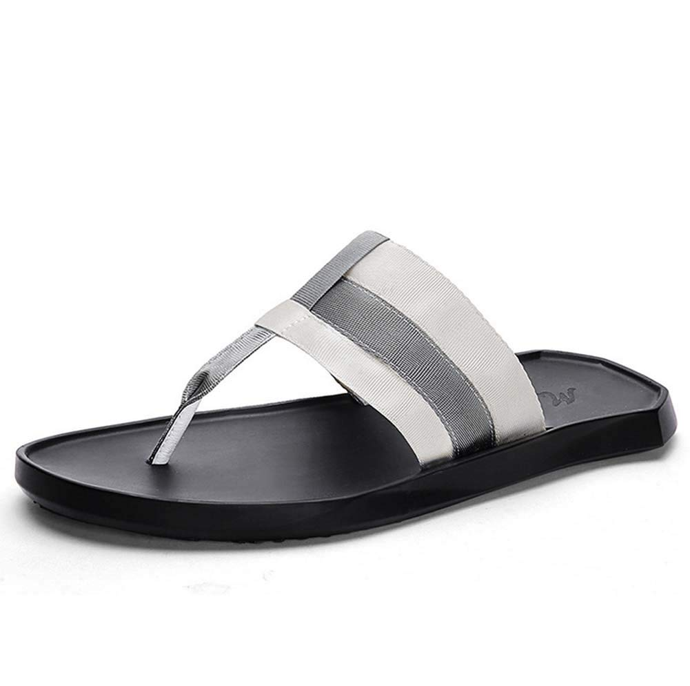 da89b059736ed Amazon.com : GHFJDO Mules, Slipper Tendenter Men, Leather Sandals ...