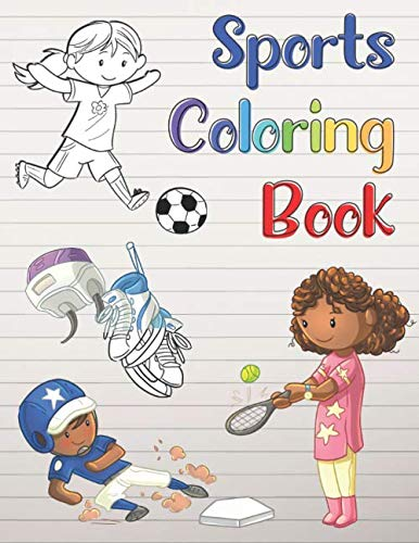 Sports Coloring...