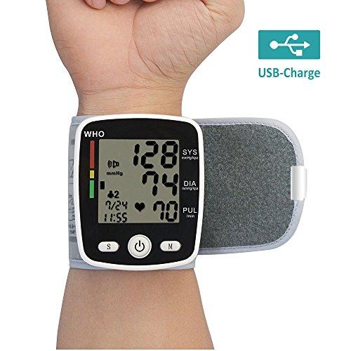 Wrist Type Digital Blood Pressure Monitor - 2