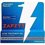 Zapzyt Acne Treatment Gel Maximum Strength 1.0